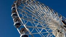 Ferris wheel in Ocean City. Photo courtesy of the City of Ocean City, N.J.