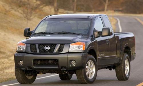 Nissan pickup