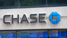 Chase logo on building