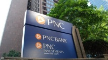 PNC Bank sign