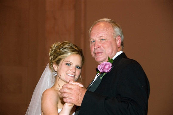 u00bb budget bride tip for june 4  put dad to work