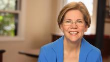 Headshot of Elizabeth Warren