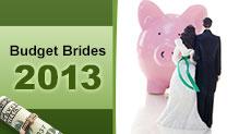 Budget bride logo