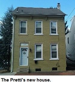 Beth and Scott Pretti's new house