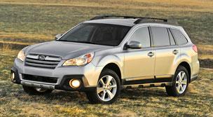 Midsize Full Size Car Subaru Outback
