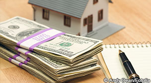 how to get a mortgage with no money down uk